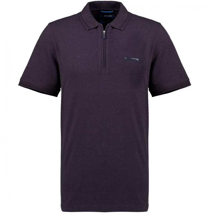 "Leichtes Poloshirt ""Futureflex"" mit Zip, kurzarm dunkelblau_3000 | 3XL"