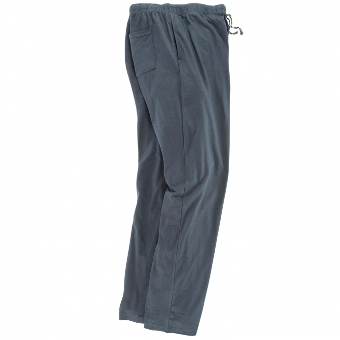 Lange Jerseyhose mit Kordelbund dunkelblau_360   3XL