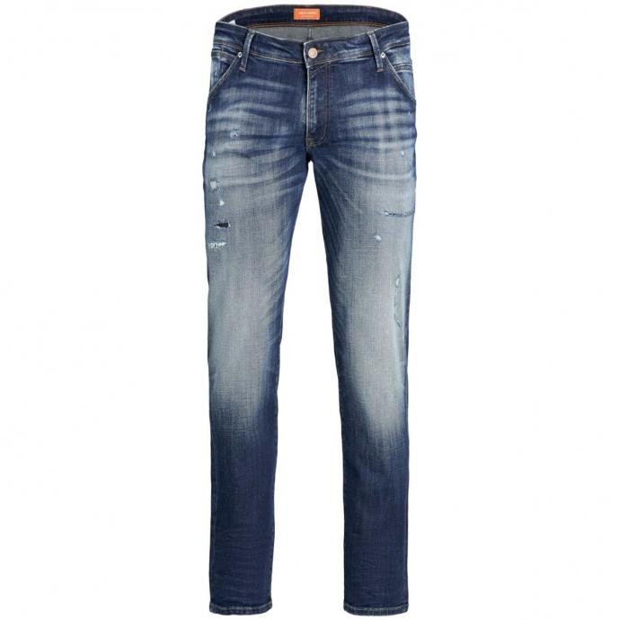 Bequeme 5-Pocket Jeans mit Stretch jeansblau_BLUEDENIM | 46/32