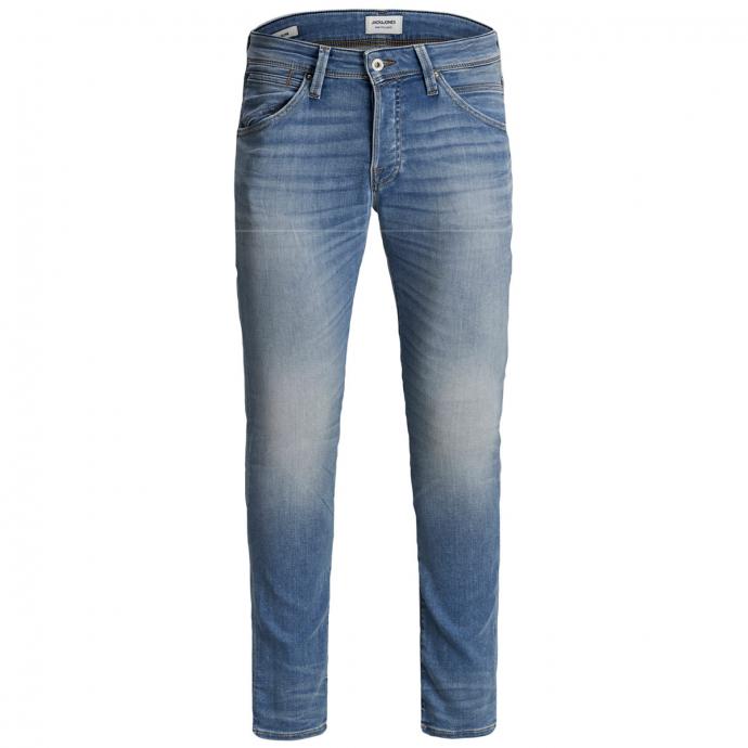 "Stretch-Jeans ""Glenn"" im Used-Look jeansblau_BLUEDENIM | 50/30"
