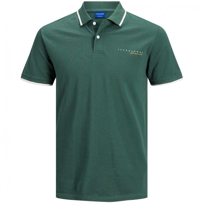 Poloshirt kurzarm grün_TREKKINGGREEN | 6XL