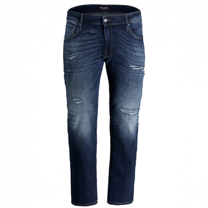 Klassische Five-Pocket-Style Jeans mit Super-Stretch jeansblau_BLUEDENIM | 40/36
