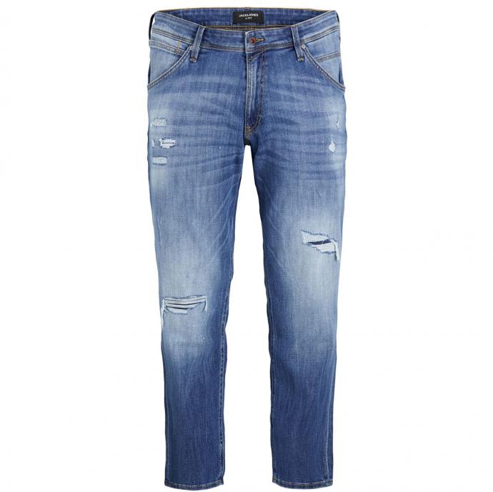 "Jeans ""Glenn"" in Destroyed-Optik jeansblau_BLUEDENIM   42/32"