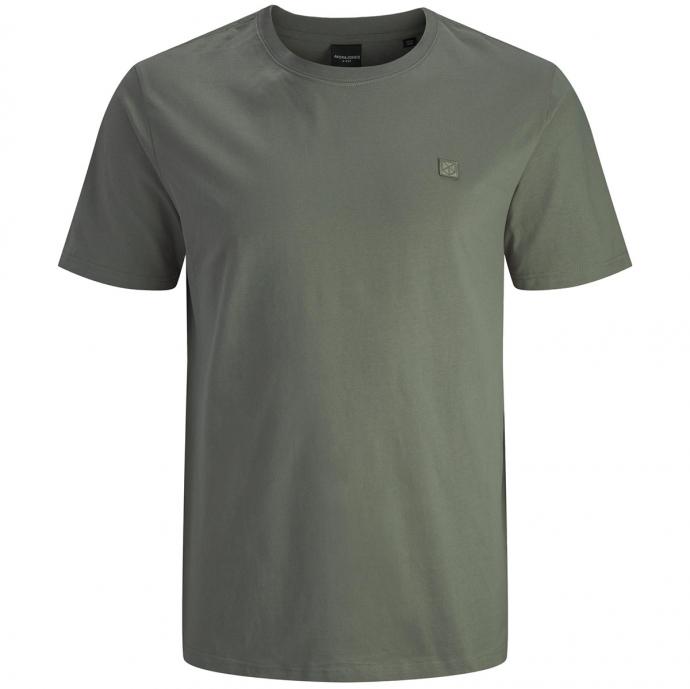 T-Shirt aus Biobaumwolle grün_SAGE | 3XL