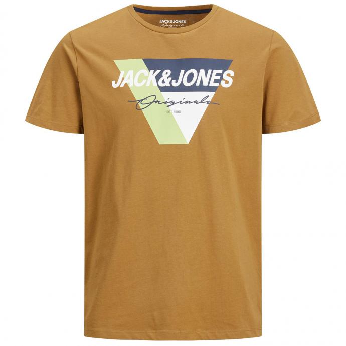 T-Shirt mit Graphik Print rost_RUBBER | 3XL