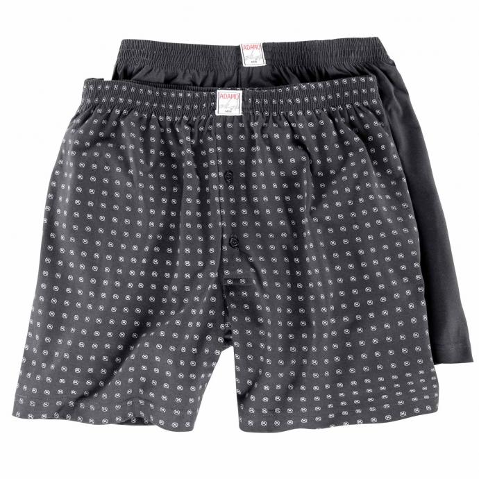Doppelpack Boxershorts schwarz_700 | 8
