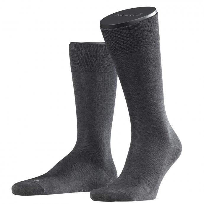 "Bequeme Socken ""Left & Right"" grau_319 | 47-50"