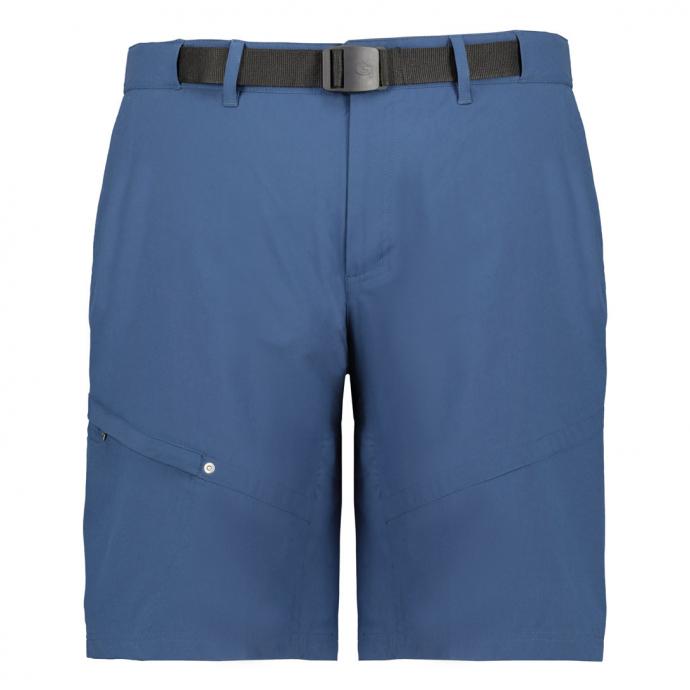 Softshell Trekking- und Radhose 4 Way-Stretch blau_352 | 3XL