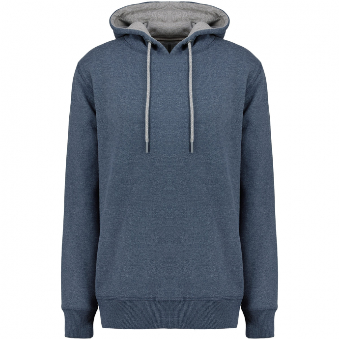 Sweatshirt mit Kapuze blau_52246 | 4XL