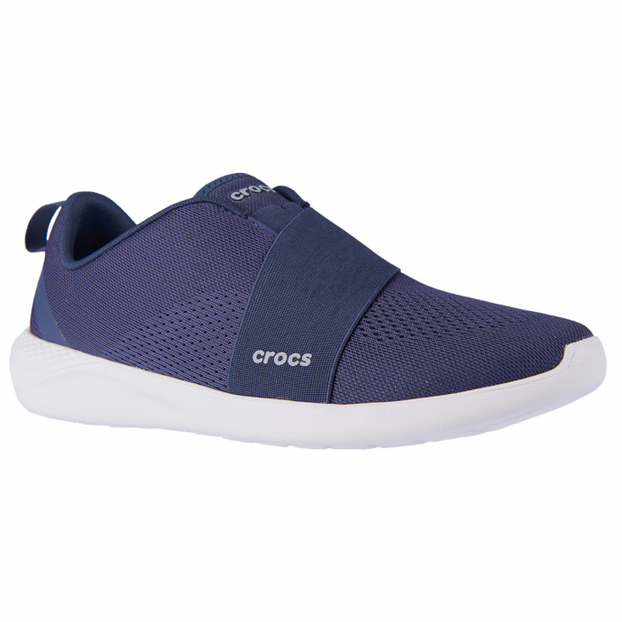 Bequemer Outdoorschuh mit LiteRide™-Schaum blau/weiß_462/4020 | 48-49