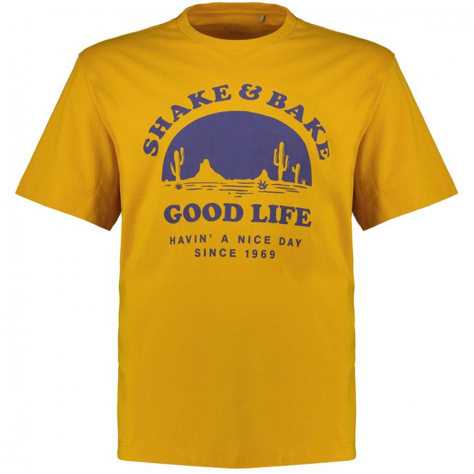 T-Shirt mit Urlaubsmotiv curry_1530 | 3XL