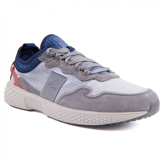 "Sneaker ""Fly River"" hellgrau_C842 | 43"