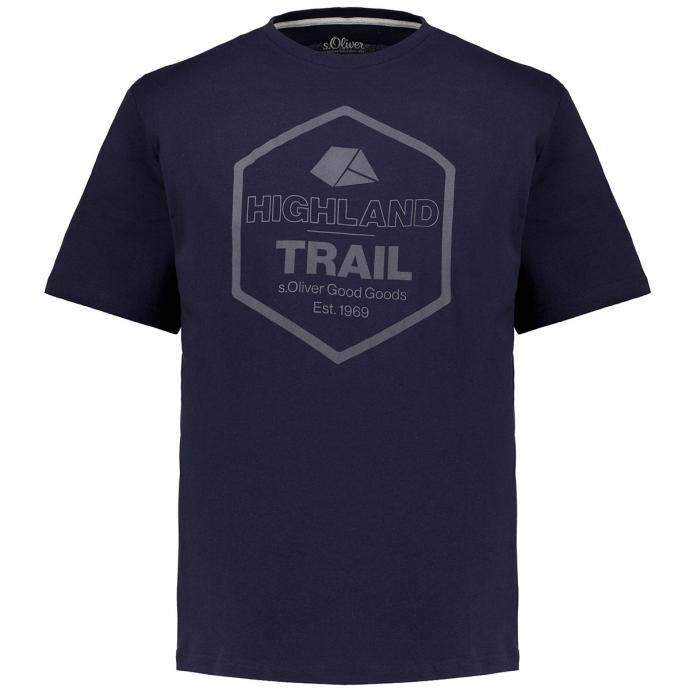 "T-Shirt ""Highland-Trail"" marine_5978   3XL"