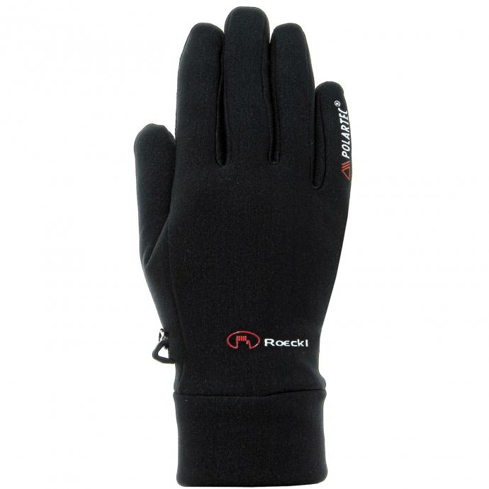Bequemer Stretch-Handschuh schwarz_000 | 10