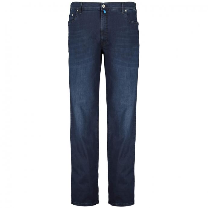 Leichte Jeans in Future-Flex-Qualität dunkelblau_42/400 | 28