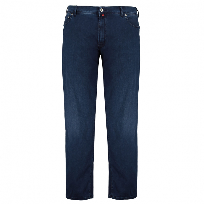 Leichte Jeans-Stretchhose mit Airtouch-Technology blau_61 | 62
