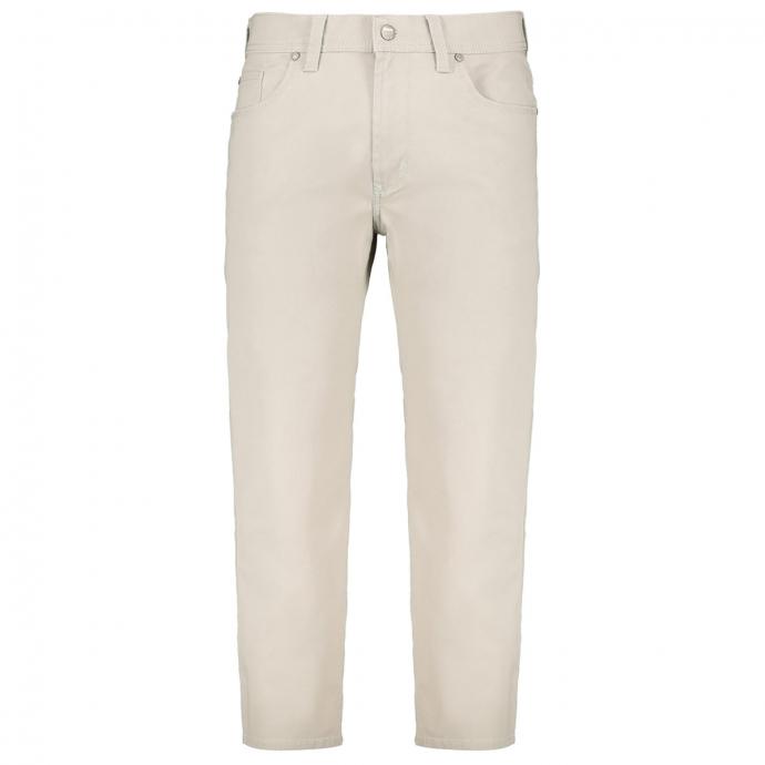 Bequeme 5-Pocket-Hose mit Stretch-Anteil beige_21 | 62