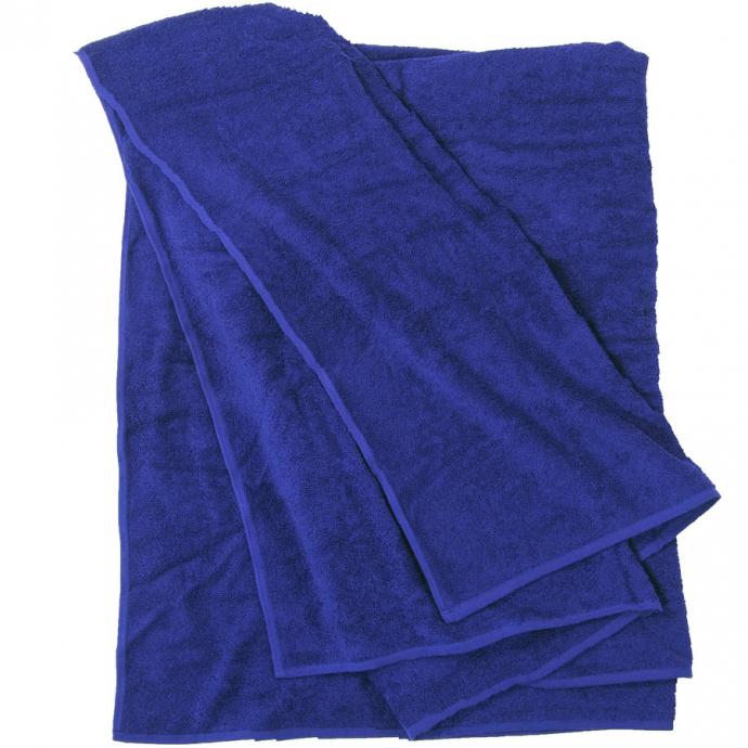 XXXL Handtuch 100 x 220 blau_430   One Size