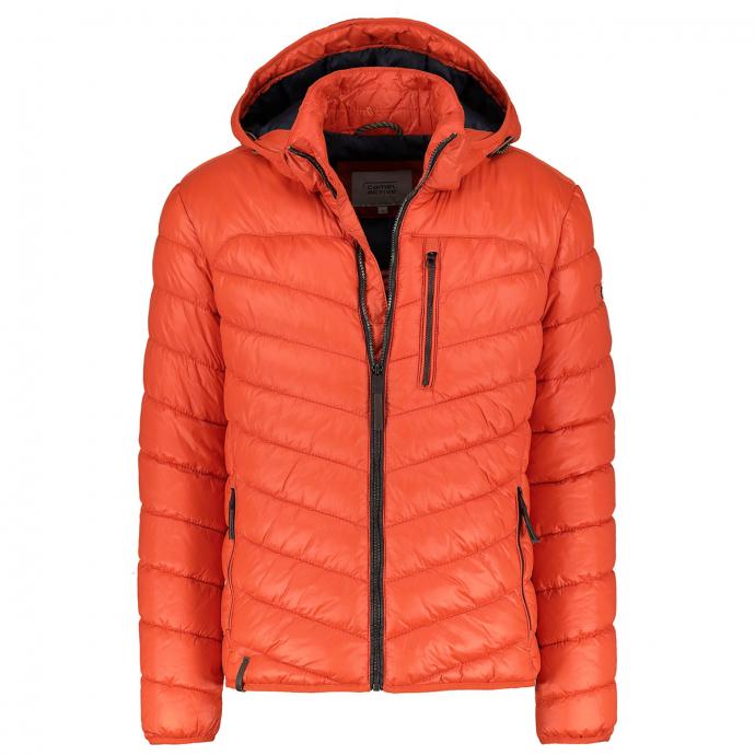 Modische Jacke für den Übergang orange_54   62