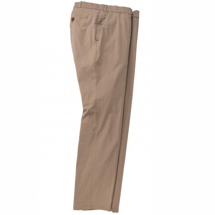 Lange Baumwollhose mit UV-Schutz beige_4300 | 28