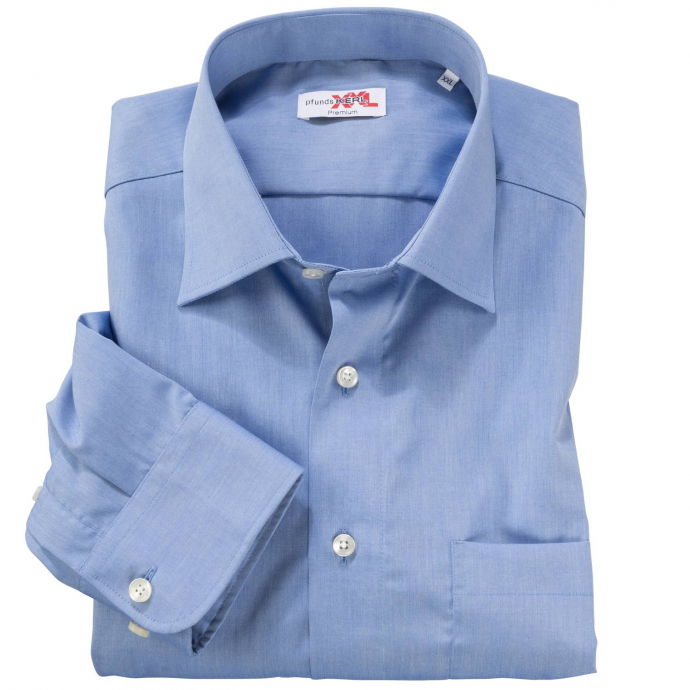 Business-Langarmhemd blau_11   3XL