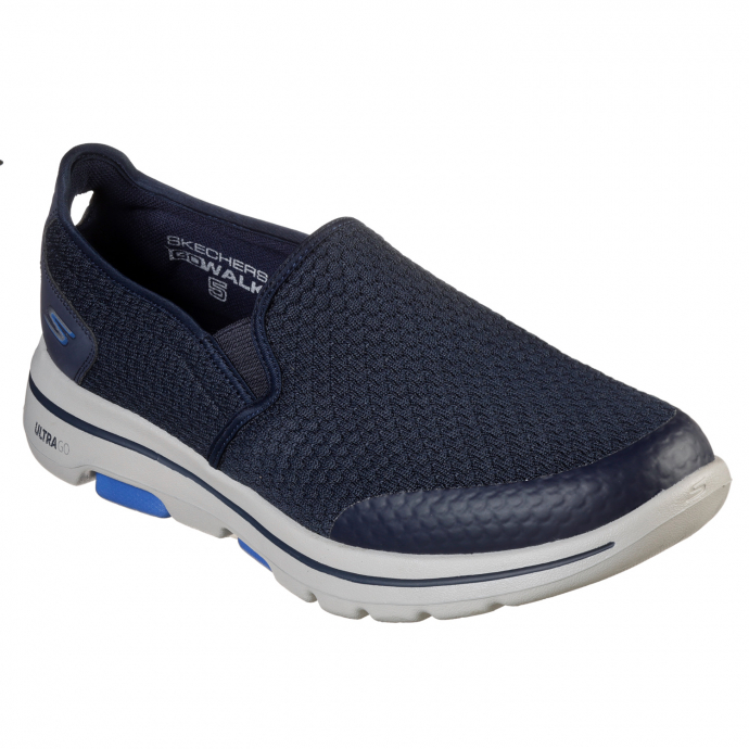"Outdoorschuh ""Go Walk 5-Aprize""mit Comfort Pillar Technology blau_NVY 