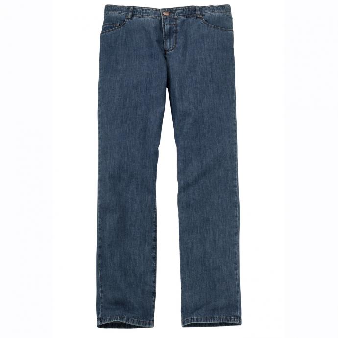 Leichte Stretch-Jeans mit Elasthananteil blau_25 | 36
