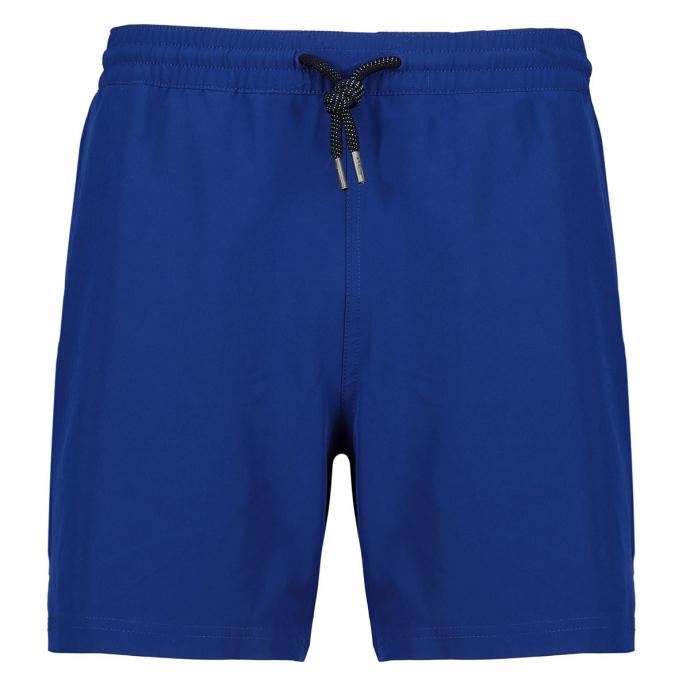 Leichte Badeshorts mit Taschen blau_5616 | 5XL