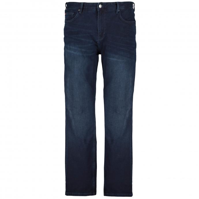 Stretch-Jeans mit dezenter Waschung jeansblau_58Z7   42/32