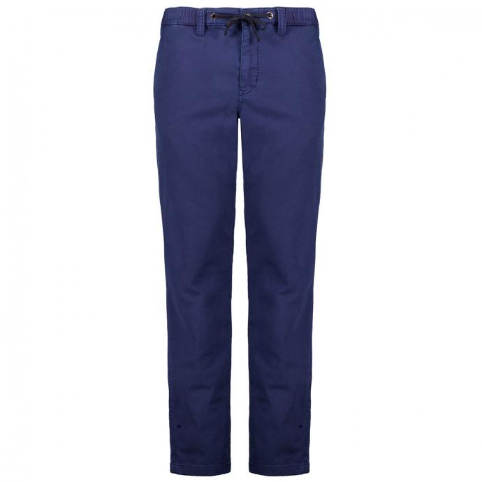 Jogpants aus Baumwoll-Mix, Regular Fit blau_5693 | 42/30