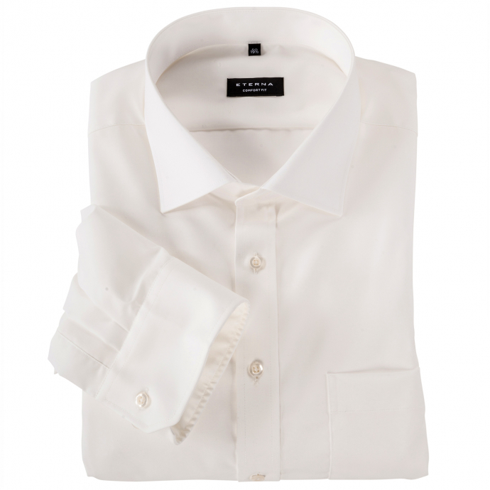 Zeitlos elegantes Businesshemd, langarm creme_21 | 46