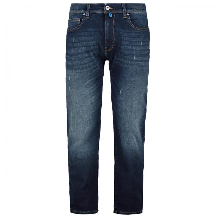 Jeans-Futureflex 5-Pocket-Style blau_01 | 62