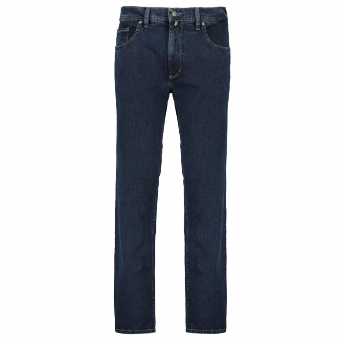 Bequeme Stretchjeans dunkelblau_04 | 58