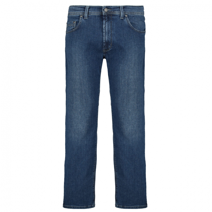 Stretchjeans in Megaflex-Qualität jeansblau_06   54/30