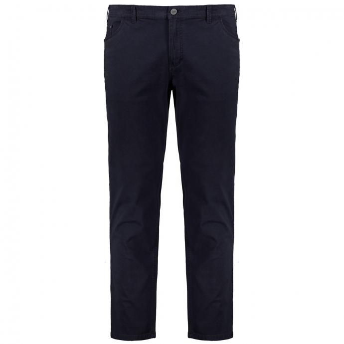 """5-Pocket Baumwollhose """"Milton"""" dunkelblau_0800   48/30"""