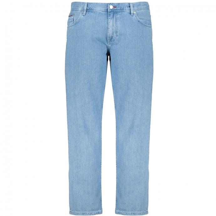 Stretch in klassischer Five-Pocket-Form blau_1AA   42/30