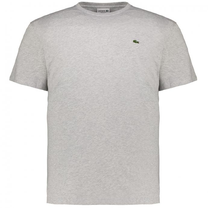 Sportliches Baumwoll T-Shirt grau_CCA | 3XL