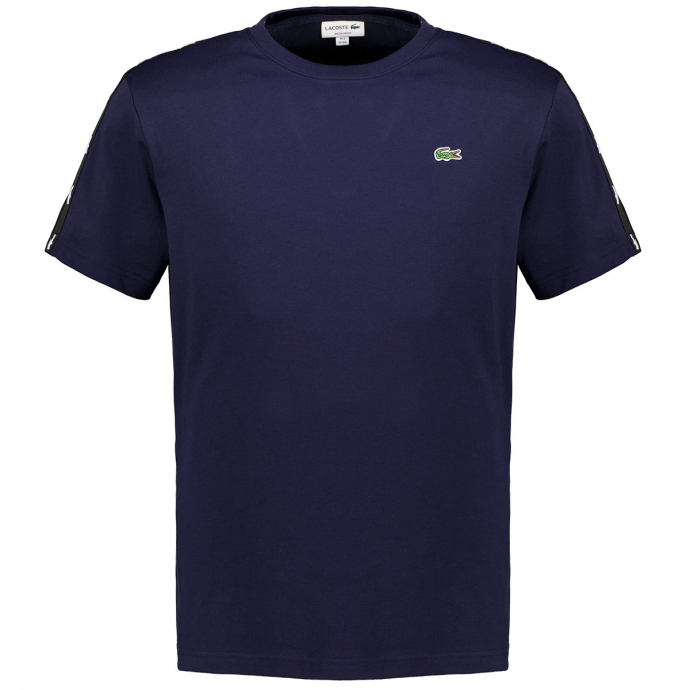 T-Shirt mit Logotape marine_JB1 | 3XL