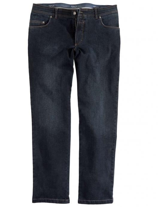 eurex by brax moderne denim five pocket jeans pfundskerl xxl. Black Bedroom Furniture Sets. Home Design Ideas