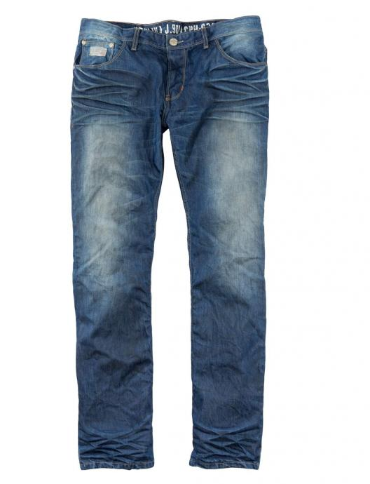 Jeans mit Stretch blau_597 | 50/34
