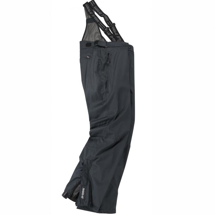 Ski-Funktionshose mit Trägern schwarz_900 | 30