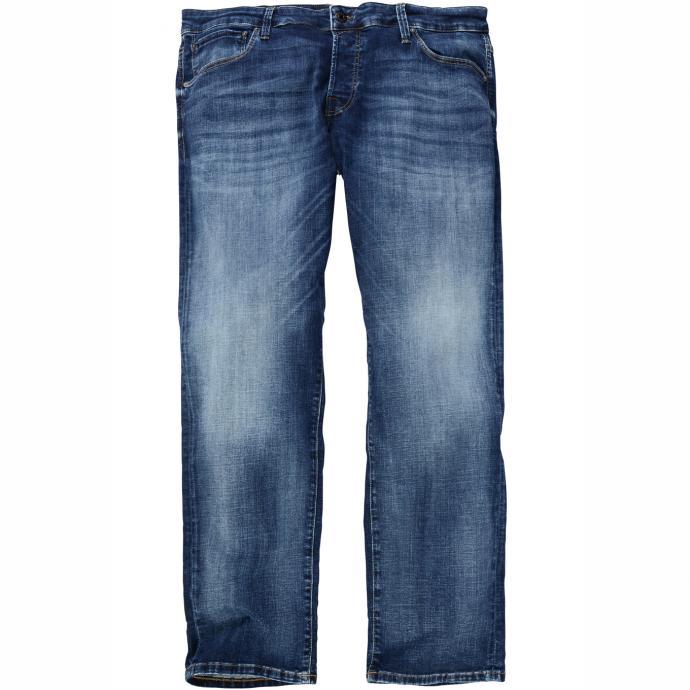 """Stretch-Jeans """"Glenn"""" jeansblau_BLUEDENIM   46/34"""