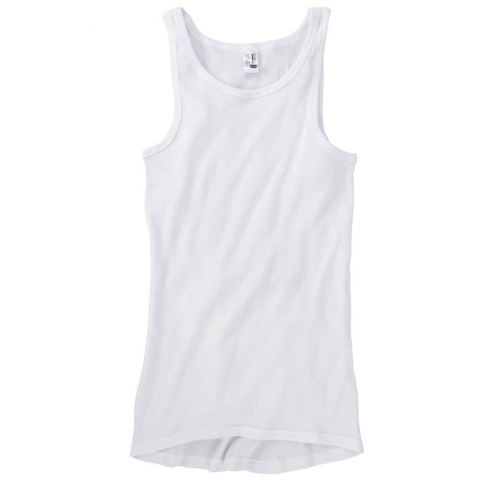Doppelripp-Unterhemd weiß_100 | 8
