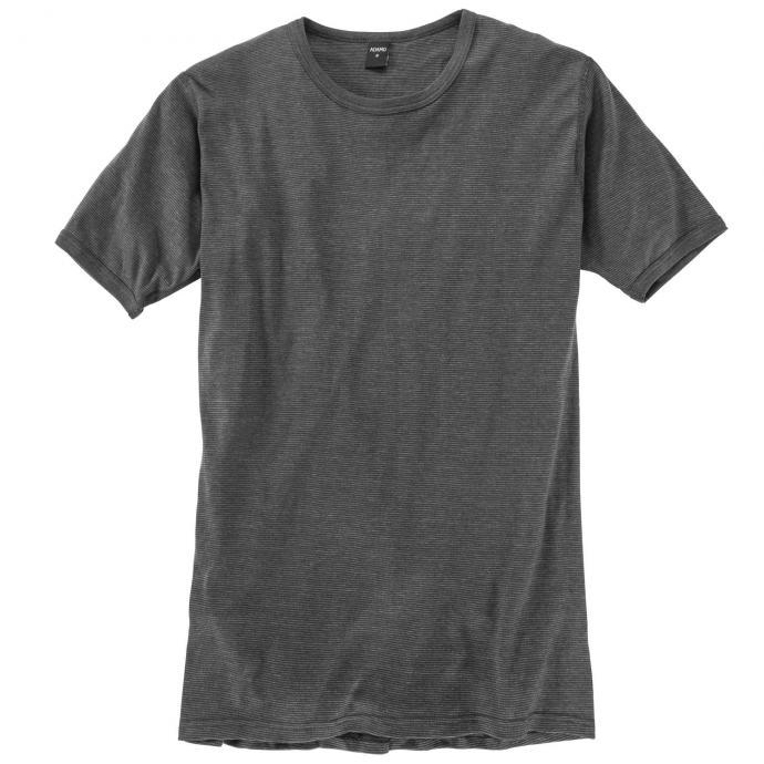 Kurzarm Unterhemd mit Thermofunktion schwarz_700 | 8