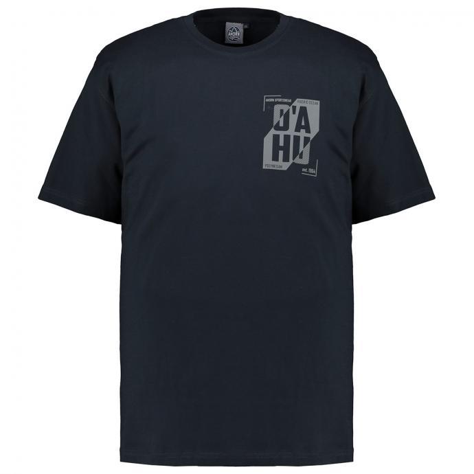 """T-Shirt """"O'AHU"""" dunkelblau_544   3XL"""