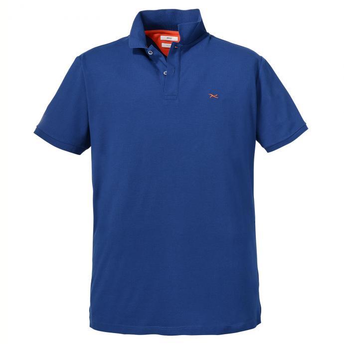 Super bequemes Piqué-Poloshirt in Hi-Flex Qualität königsblau_25 | 3XL