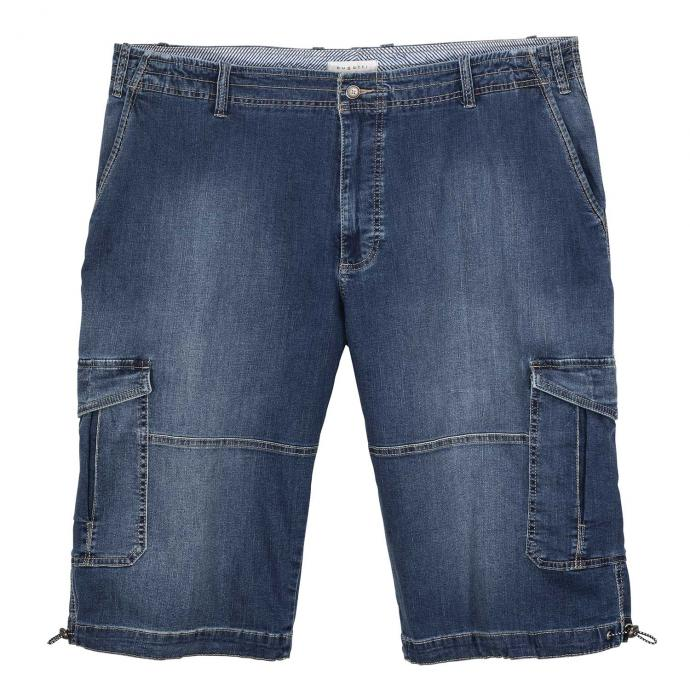 Legere Jeans-Short mit Stretch-Anteil jeansblau_361 | 31