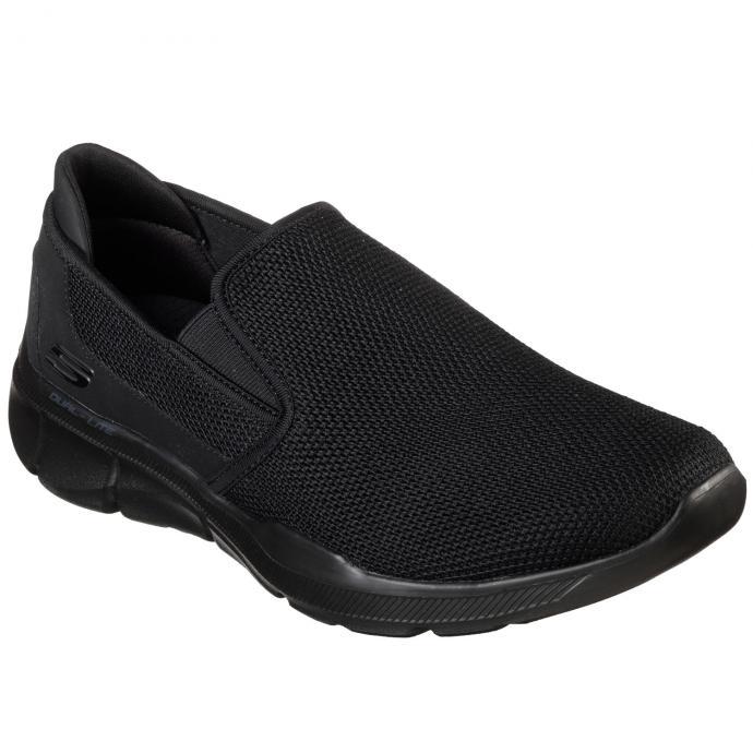 Sportlicher Walking-Sneaker EQUALIZER- extra wide fit schwarz_BBK | 43