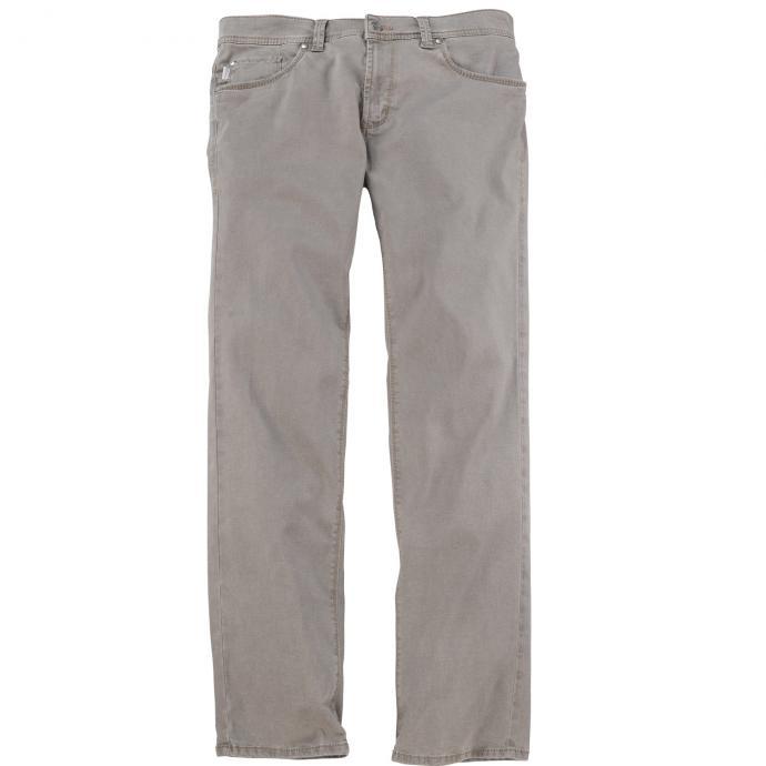 "Bequeme ""Pure Comfort"" Jeans mit Stretch mittelgrau_840 | 34"