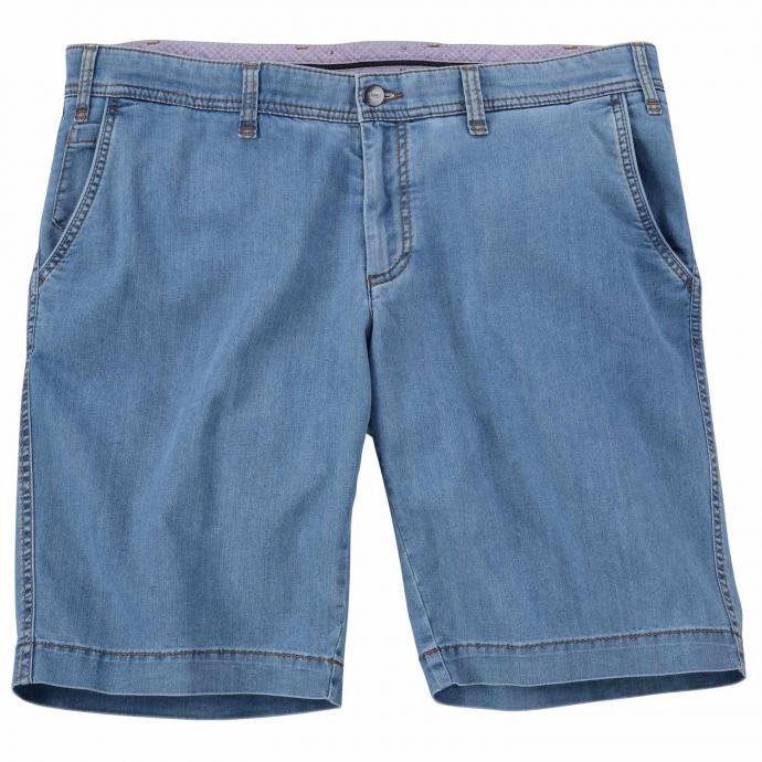 Funktionelle Jeans-Short jeansblau_280 | 28